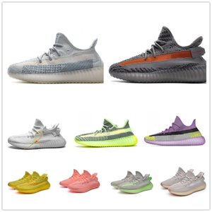 2020 kanye with box west sply shoe zyon linen cinder desert sage earth yecheil sneakers flax clay 3Myezzyyezzys350 v2 shoes