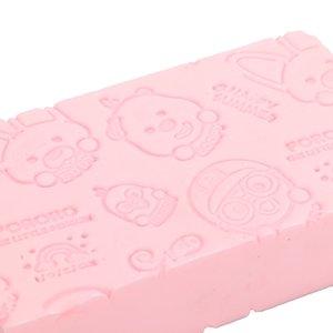 2019 High Quality Soft Cartoon Baby Bath Sponge Brush Rubbing Scrubber for Toddler Infant Gift