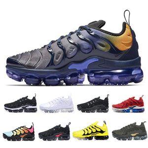 TN Artı Erkekler Kadınlar Kraliyet Smokey Leylak Dize colorways Zeytin In Metalik Mxamropavs Üçlü Siyah Eğitmen Spor için spor ayakkabıları Koşu
