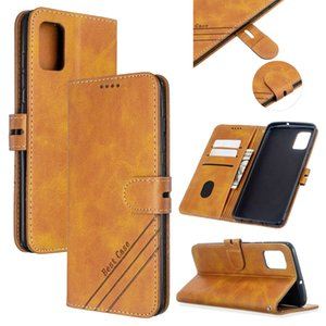 Ретро PU кожаный бумажник Чехлы для Samsung A10S A20S A51 A71 M30S A20E чехол для Huawei Mate 30 Lite Luxury откидную крышку держателя карты ID мешочек