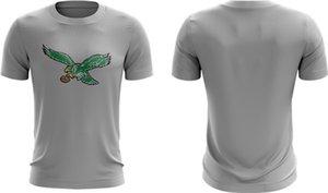 conception sublimation personnalisée mode polyester badminton jersey impression t-shirt chemise T-shirt vêtements en gros