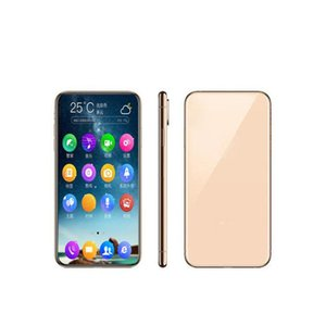 Green Tag Sealed goophone 11 pro max 6.5inch Quad Core 1G RAM 16G ROM 8MP Camera 3G WCDMA Android Smartphone