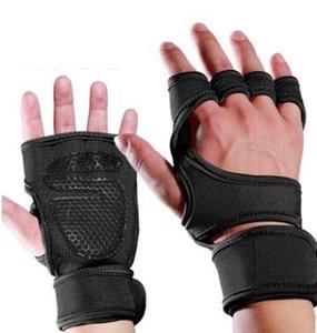 2020 Фитнес упражнения ладони упражнения перчатки запястья давление дышащий Обучение yakuda тренажерный зал оптовое Sport Discount