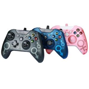 Per Periferiche di gioco USB Microsoft ONE Wired controller Joystick Gamepad del video gioco con Package