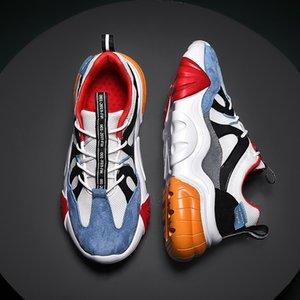 Times New Roman Sneakers Moda Uomo Casual Shoes Luce Tenis Masculino Adulto Trend Scarpe Zapatillas Hombre Walking