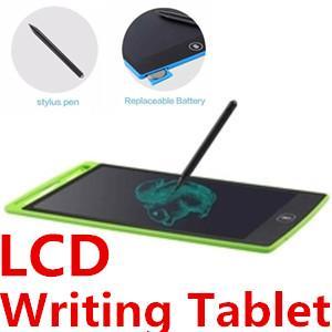 Tableta de escritura LCD de 8,5 pulgadas Oficina de la escuela universal Los niños en el hogar presentan al profesorado Tablero de escritura electrónica Escritura a mano KID 50 Paquetes