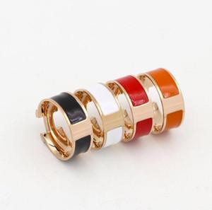 У марок писем дизайнер кольца Bague для леди дизайн мужские женские вечеринки свадьба обручальное обруча роскоши ювелирные изделия для невесты пары подарок любовника 090