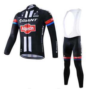 GIGANTE ciclismo jerseys traje de manga larga nueva llegada mtb bicicleta maillot ropa ciclismo hombre mens ciclismo ropa bicicleta desgaste zesky