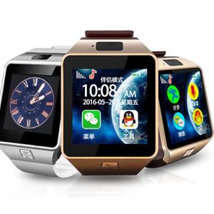 Haute qualité Trending 4G carte SIM étanche Sport Dz09 Q18 intelligente Bluetooth Smartwatch multi-langue sommeil suivi de la veille