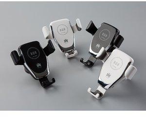 caricatore senza fili staffa gravità presa auto auto Q12 usb15W caricatore per auto veloce senza fili compatibile con iphone Samsung tutte le attrezzature Qi