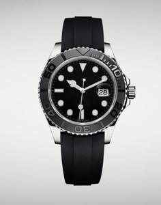 럭셔리 시계 m226659-0002 42mm Cerachrom 세라믹 베젤 2813 자동 MoBlack 고무 스트랩 남성 시계 손목 시계 최신 버전