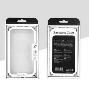 Бумажная коробка с ПВХ окном для мобильного телефона случай универсального телефона коробка розничного телефона случай упаковочной коробки для Samsung note10 note10 Pro