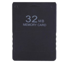 High Quality Memory Card 8M 16M 32M 64M 128M Save Game Data Stick Module for Sony PS2 PlayStation