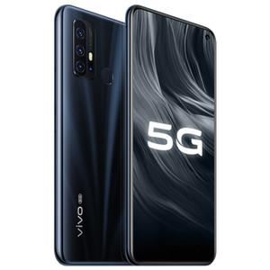 """Original VIVO Z6 5G LTE Mobile Phone 6GB RAM 128GB ROM Snapdragon 765G Octa Núcleo Android 6,57"""" Phone 48.0MP cara ID de impressão digital inteligente celular"""