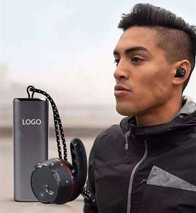 Auriculares de marca UA TRUE Wireless Flash TWS Auriculares inalámbricos con caja de carga Auriculares Bluetooth True Stereo