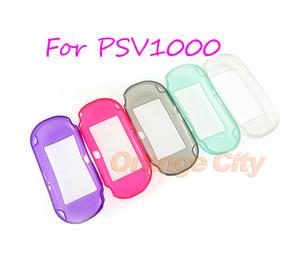 Shell TPU de gel de silicona suave de la cubierta protectora para Sony PlayStation Vita PSVita PSV PS caso de la piel 1000 PSV1000 consola protector