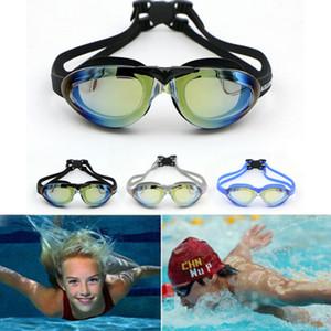 للجنسين الرجال حماية من الأشعة فوق ماء السباحة نظارات المرأة لمكافحة الضباب سباحة