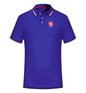 Çek Cumhuriyeti 2020 ilkbahar ve yaz yeni pamuk futbol polo yaka erkek kısa kollu yaka polo DIY özel erkek polo gömlek olabilir