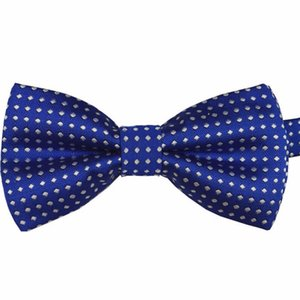 Toddler Baby Boy Formal Party Infant Pre Tied Tuxedo Bow Gentle Tie Necktie Newest 2017
