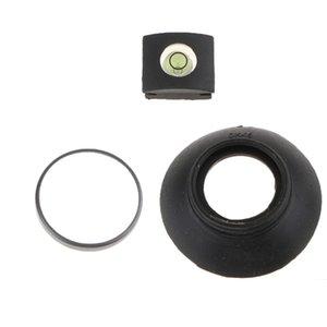 Camera Ocular Ocular do visor + Spirit Level para Nikon D850 / D500 - usada para proteger sua câmera contra poeira ou outras sujidades