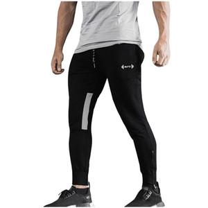 Gyms Pants Men Joggers Fitness Sweatpants Tight Trousers Men Streetwear Leggings Sportswear Training Workout Men Pants Jogger