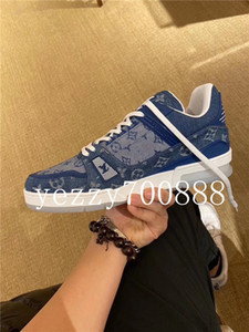 2020 new high-quality luxury casual shoes, luxury men's and women's sports shoes, sneakers, simple fashion casual wild fdzhlzj