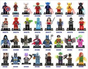 700+ Yapı Taşları Süper Kahraman Oyuncaklar Avengers Oyuncaklar Joker Oyuncaklar Mini Aksiyon Figürler Tuğlalar Mini figür Noel hediyesi Şekil