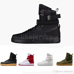 2019 Специальное поле SF Принуждение силы Один Mens высокий Спорт Баскетбол обувь Вооружённые Классические мужские Кроссовки спортивные кроссовки Размер 40-45