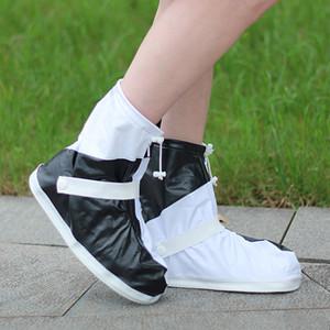 Unisex capa protetora sapatos impermeáveis Botas Sapatos de protecção calçado antiderrapante Covers Protetores Outdoor Chuva Botas