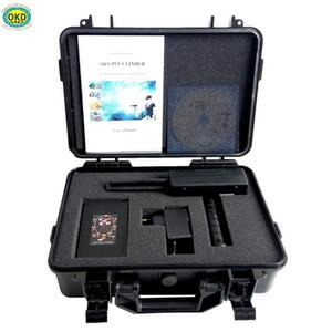 Hot Selling Aks Plus Double Sensiture 3D Sensibilité élevée Longue gamme Sougrie Sougrin Diamant Diamond Diamond Diamond Détecteur de métal