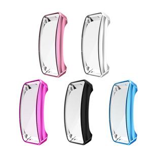 Fitbit Inspire 화면 보호기 커버 범퍼 케이스 쉘용 소프트 TPU 케이스