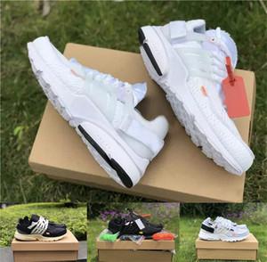 2020 дышащий Спорт Presto V2 дизайнер Мужчины кроссовки запустить BR TP QS 2,0 тройной черный белый Chaussures Женщины ходьбе кроссовки