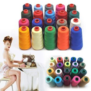 Cheap Threads 17 Colors 3000 Yards Thread Polyester Threads Sewing AccessoriesAccessories for Sewing Machine Industrial
