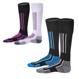 Men Women Winter Stockings Outdoor Cycling Running Hiking Heated Thicker Cotton Warm Stockings