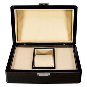 Hot vente Top qualité PP Nautilus Montre carte originale Boîte Papiers bois Coffrets cadeaux sac à main pour Aquanaut 5711 5712 5990 5980 Montres