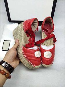 681 women's platform high heels slippers casual shoes flat shoes latest women's heels sandals slippers Fisherman shoes90