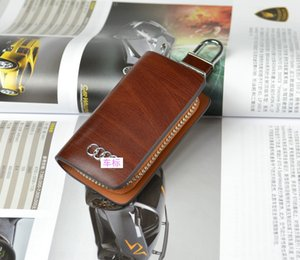 Straight Brazil cowhide with car car genuine Key case key case leather