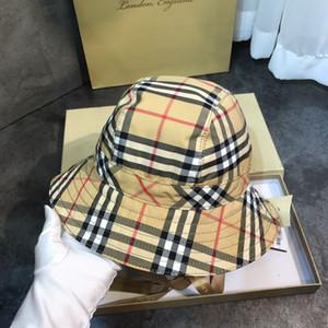 Le nouveau printemps et l'été 2019 nouvelle ombre joker haute qualité chapeau de pêcheur de femmes design de luxe sans frais de port de bouchon de protection solaire