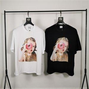 한국 전기 드 보헤미안의 ADLV 브랜드 디자이너 최고 품질 남성 여성 T 셔츠 패션 2026 티 짧은 소매 # 인쇄하기