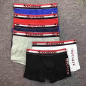 Breathable Men Underwears Soft Mens Boxers Brief Letter Underpants For Mens Sexy Male Shorts Boxer UPC66