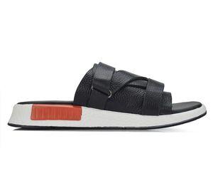 Новый летний толстый каблук Seaside обувь Мужчины Британские Стиль гладиатор сандалии Hook Loop Sandy Beach Мужская обувь