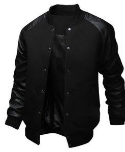 ZOGAA 2019 NEUE Männer Jacke Große Tasche Schlanke Hip Hop Baseball Jacke Designer Langhülse Pure Color Herren Windjacke Jacken