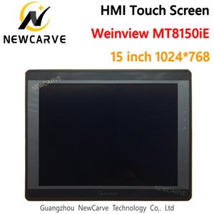 MT8150X Ersatz WEIN / Weintek MT8150iE HMI Touch Screen 15-Zoll-Ethernet USB Human Machine Interface Panel NEWCARVE