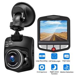 """2.4"""" Mini-Auto-DVR dashcam voll HD1080P GT300 Video Recorder G-Sensor Nachtsicht-Kamera"""