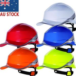 Nouveau mode de protection Casque de sécurité de construction travail Équipement Casque à cliquet réglable