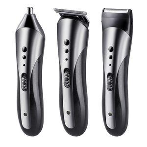 Kemei KM-1407 Nose elétrica recarregável haircut clipper para senhoras Shaver elétrico Beard Navalha sqtrimmer XQXBO