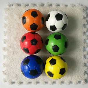 12pcs 10cm Toy Anti Stress Squishy Relief Soccer Football Basketball Baseball Tennis Foam squeeze Ball Toys for Girls Boys