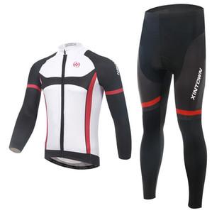 Şövalye binme takım çabuk kuruyan pantolon esneklik takım bisiklet elbise bahar ve sonbahar nem uzun kollu