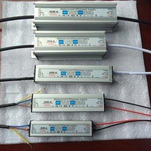 IP67 водонепроницаемый Прожектор светодиодный драйвер постоянного тока алюминиевый корпус Блок питания для высокой мощности COB LED замена Highbay огней