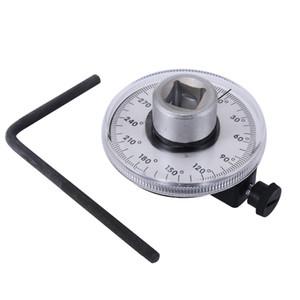 Juego de herramientas de garaje de auto de 1/2 pulgada ajustable de torque de ángulo ajustable para herramientas manuales Llave